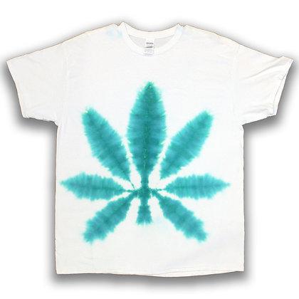 Green Leaf White - XL