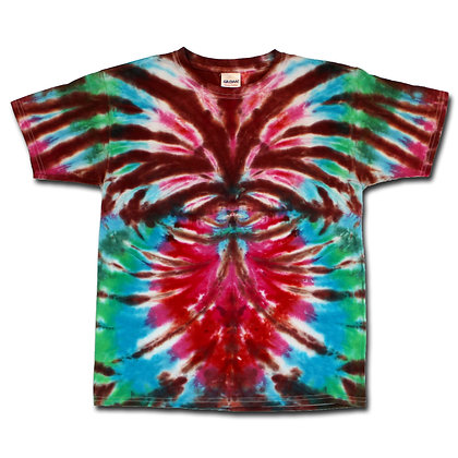 Double Spider Tee - Youth XL