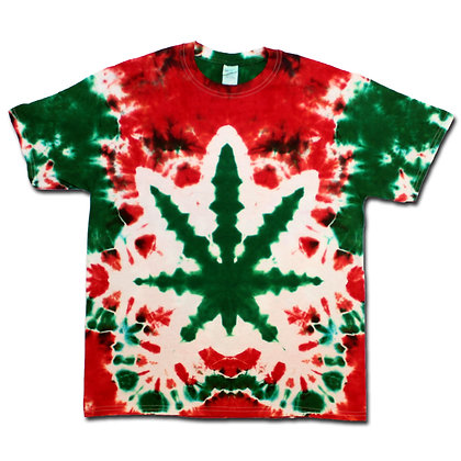 Pot Leaf Tee - Large
