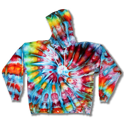 Ice Spiral Hoodie - Large