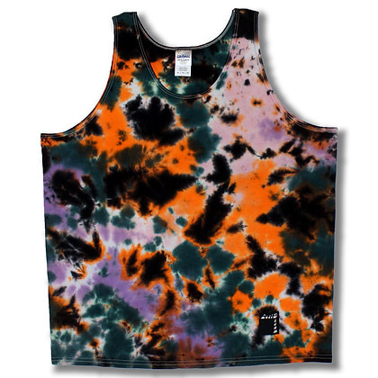 Black Sunset Blotch - XL