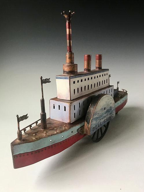 Steamer Bellissimo