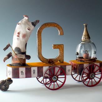 Big G Little O, Go, Go!