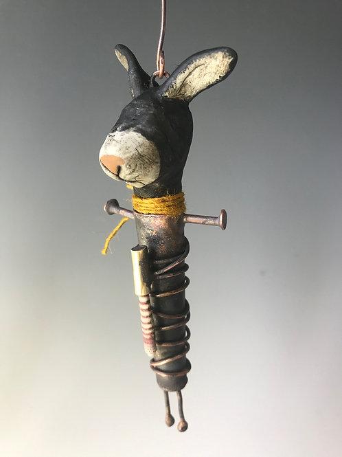 Black Rabbit Totem