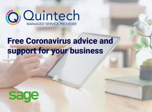 Free Coronavirus advice and support for your business
