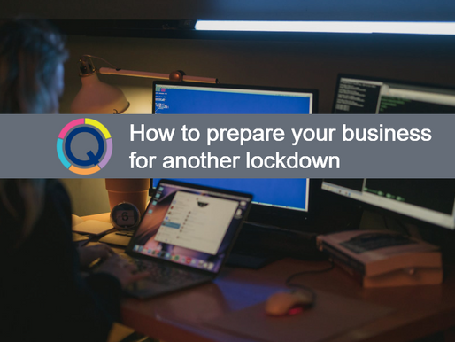 How to prepare your business for another lockdown