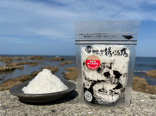 揚げ浜塩田 浜士の塩
