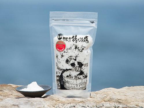 揚げ浜塩田|浜士の塩