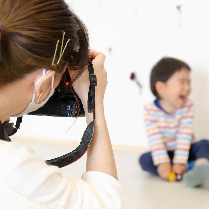 5月29日 無料の家族写真撮影会