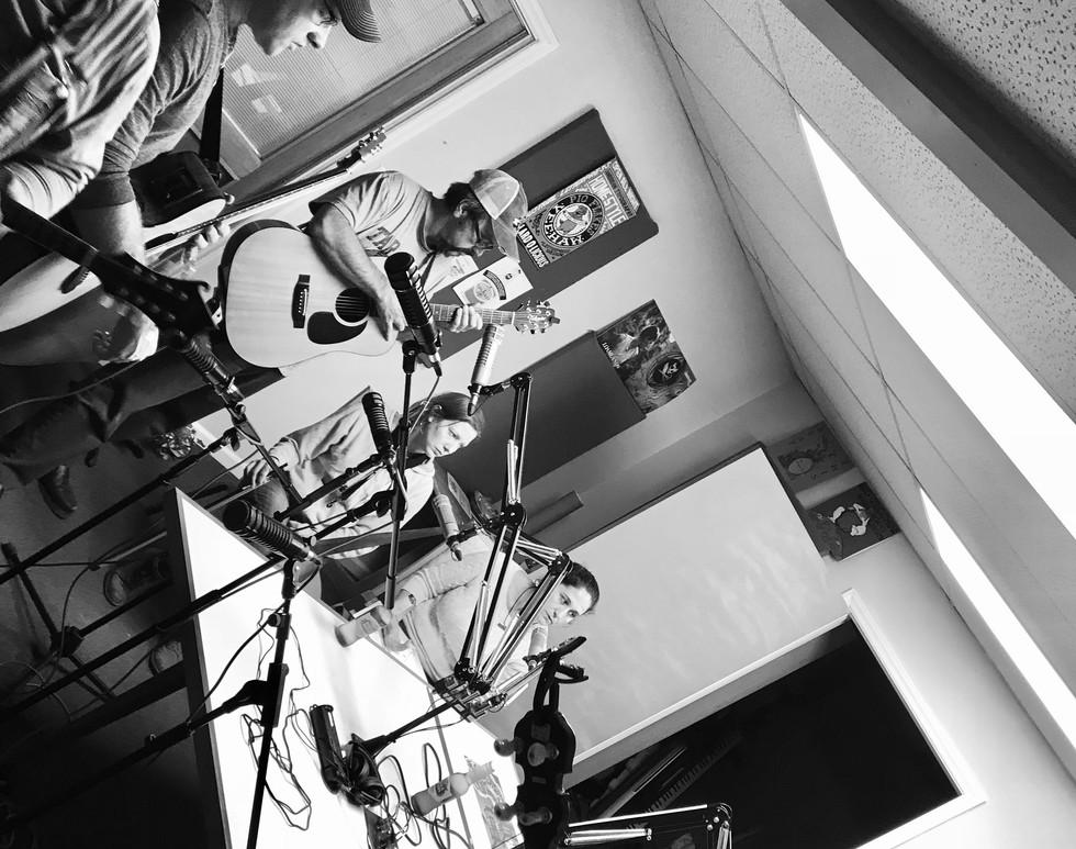 The Shoaldiggers on WHUP Radio