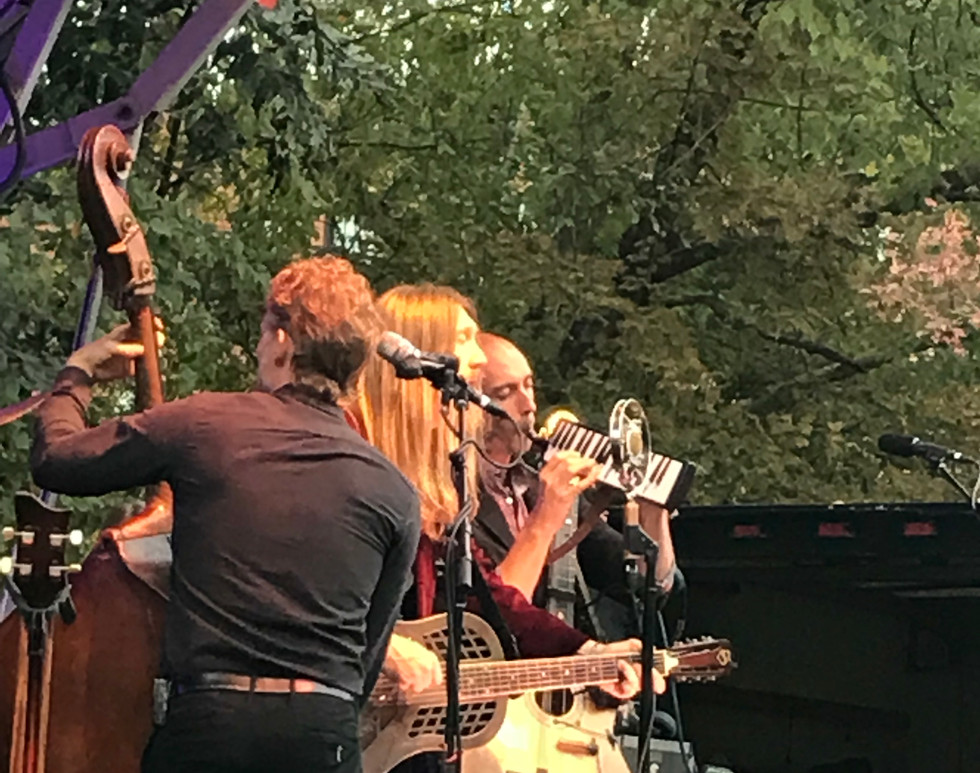 The Wood Brothers at River Park 2018