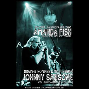 Johnny Sansone Poster