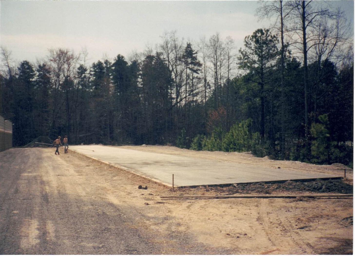 Building Process 1984