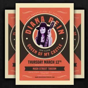 Diana Rein Poster