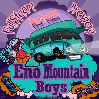 Eno Mountain Boys FullSteam Poster