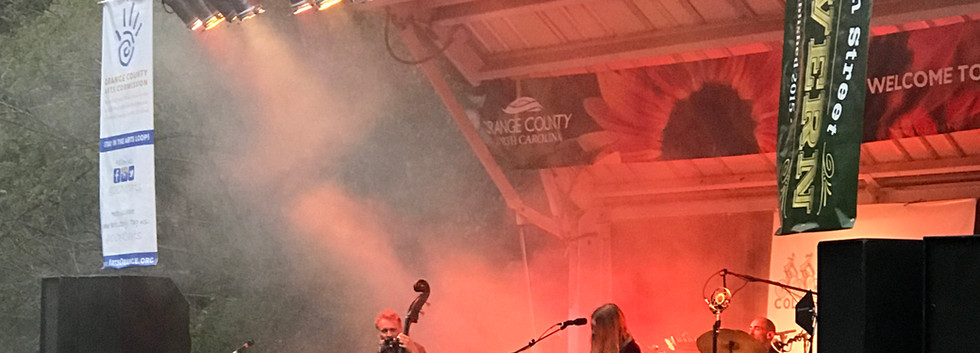 The Wood Brothers at River Park Concert 2018