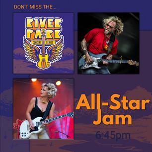 River Park Concert - All-Star Jam
