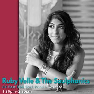 River Park Concert - Ruby Velle