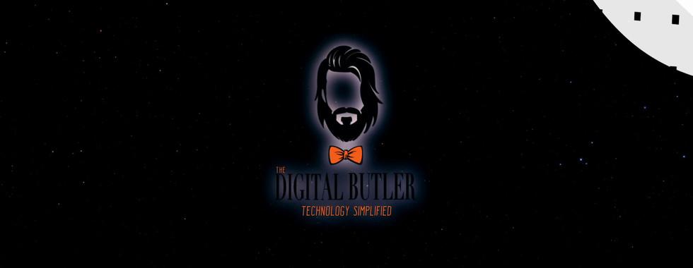 Logo Stinger - The Digital Butler