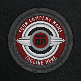 Custom Tire Logo