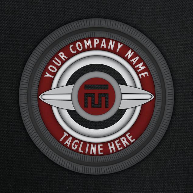 Custom Tire Logo