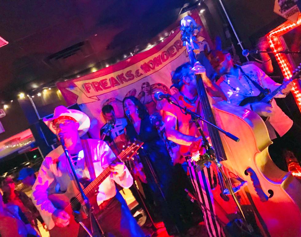 The Shoaldiggers at Nash Street Tavern