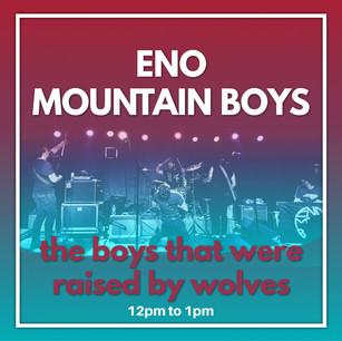 River Park Concert - Eno Mountain Boys