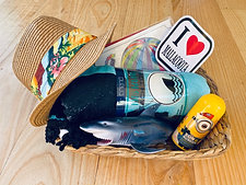 SALE! Kids' beach hamper