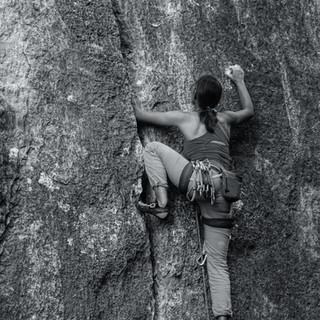 Danielle Gil Rock Climber