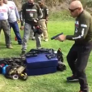 Close protection Training Equador