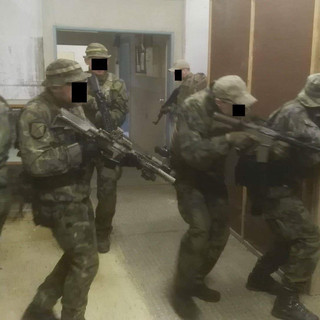 Tactical Training Czech Republic