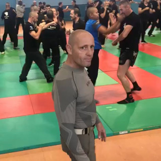 One of the largest Krav Maga Seminars in the world, Paris France