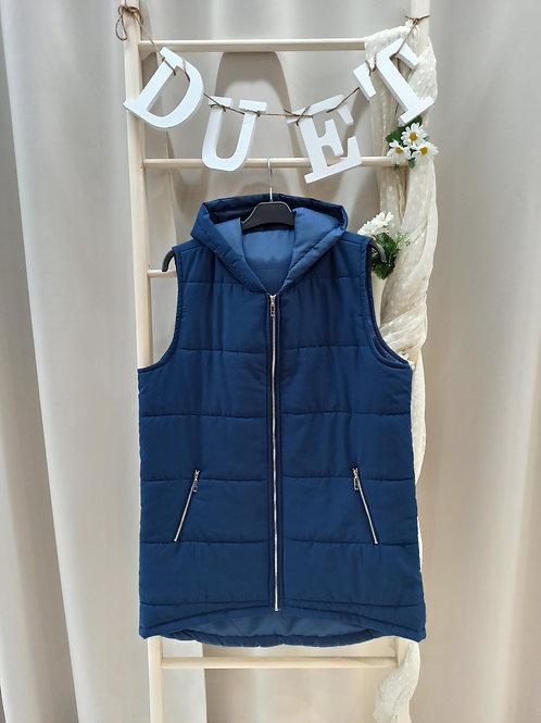 Chaleco Azul