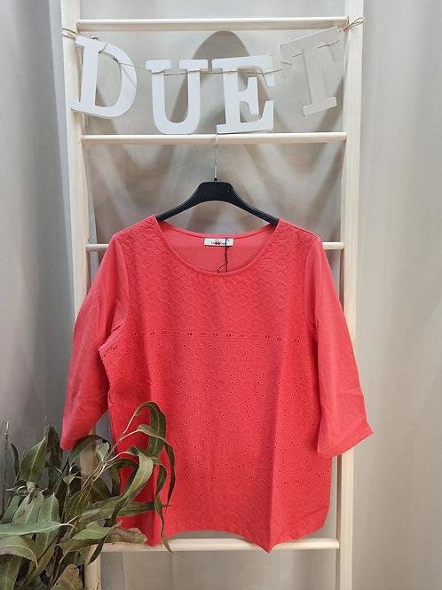 Camiseta Coral Lili🍒Dudu