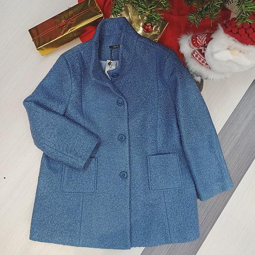 Abrigo azul bebe