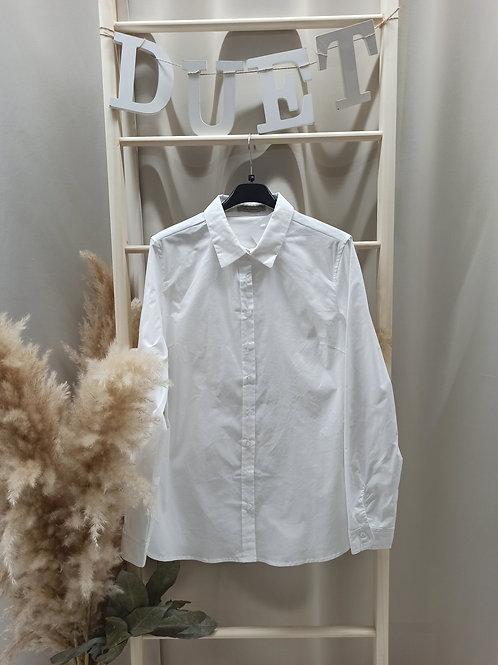 Camisa basica blanca