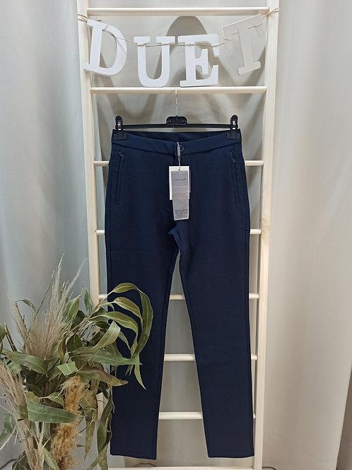 Pantalón YOULINE con bolsillo lateral azul