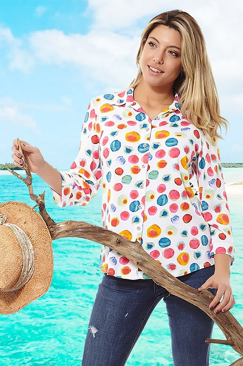 Camisa Rossan colores