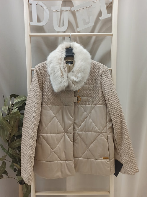 Parka Beis - MOURIÑO