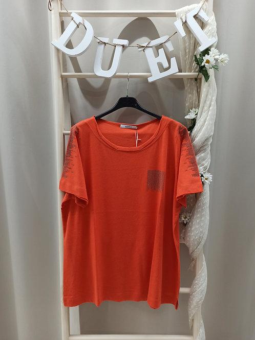Camiseta Bagoraz naranja