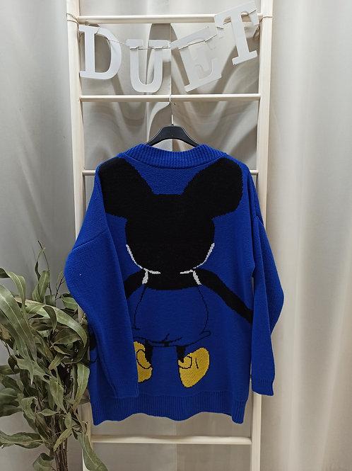 Chaqueta Mickey azul