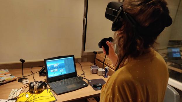 VR Shoot Ball