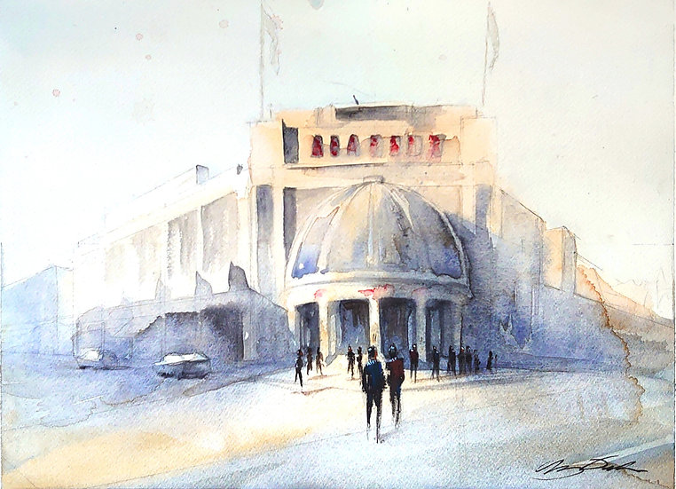 Brixton Academy, London, England