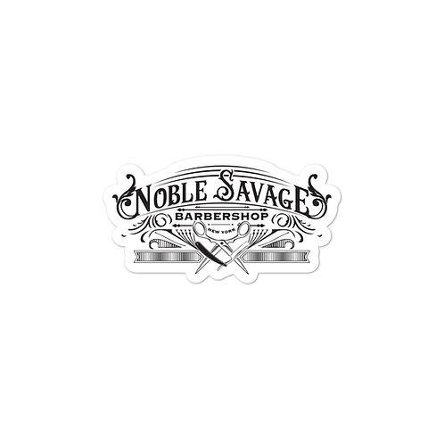 NSB Logo Bubble-free stickers