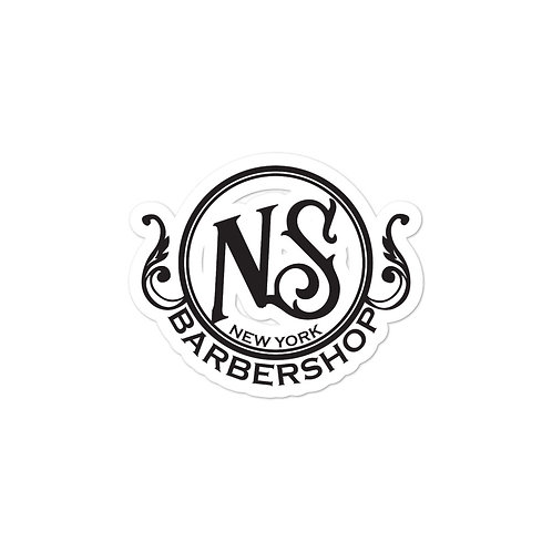 NSB Badge Bubble-free stickers