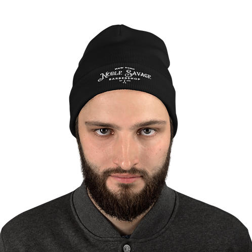 NSB Embroidered Beanie