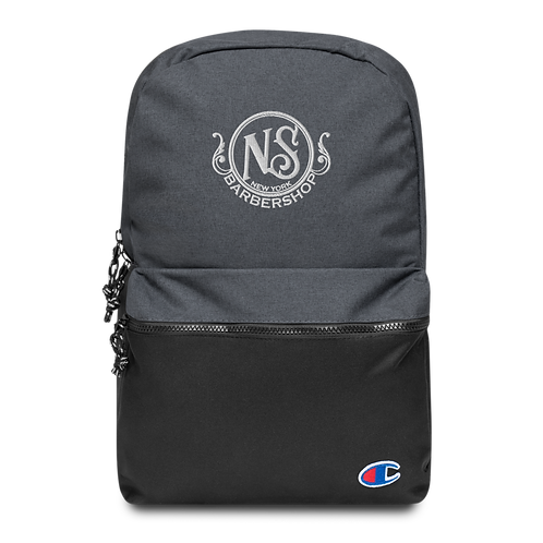 NSB Embroidered Champion Backpack