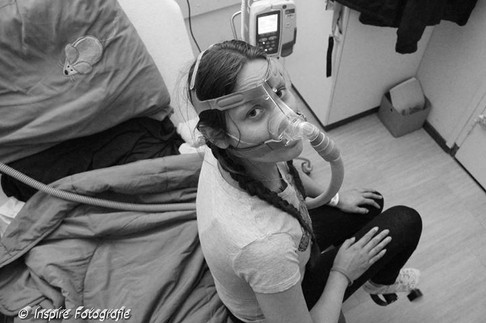 Plog #1 CF Hospital Life