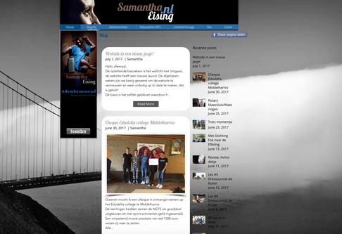 Website in een nieuw jasje!