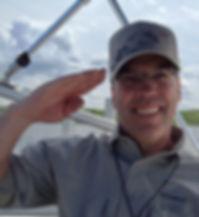 Sylvain Blanchette, guide de pêche au Lac Ontario